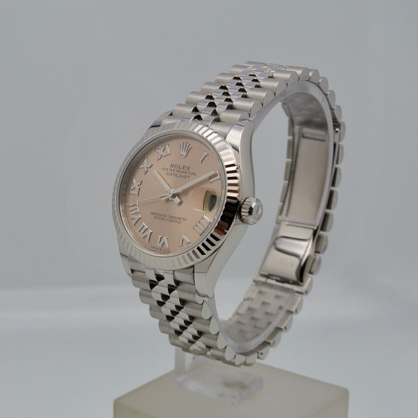 Rolex Datejust 31 mm NEW pink dial