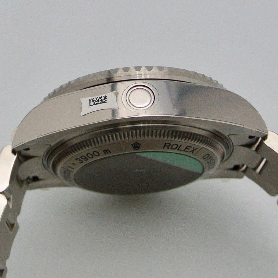 Rolex Sea-Dweller Deepsea D-Blue full stickers