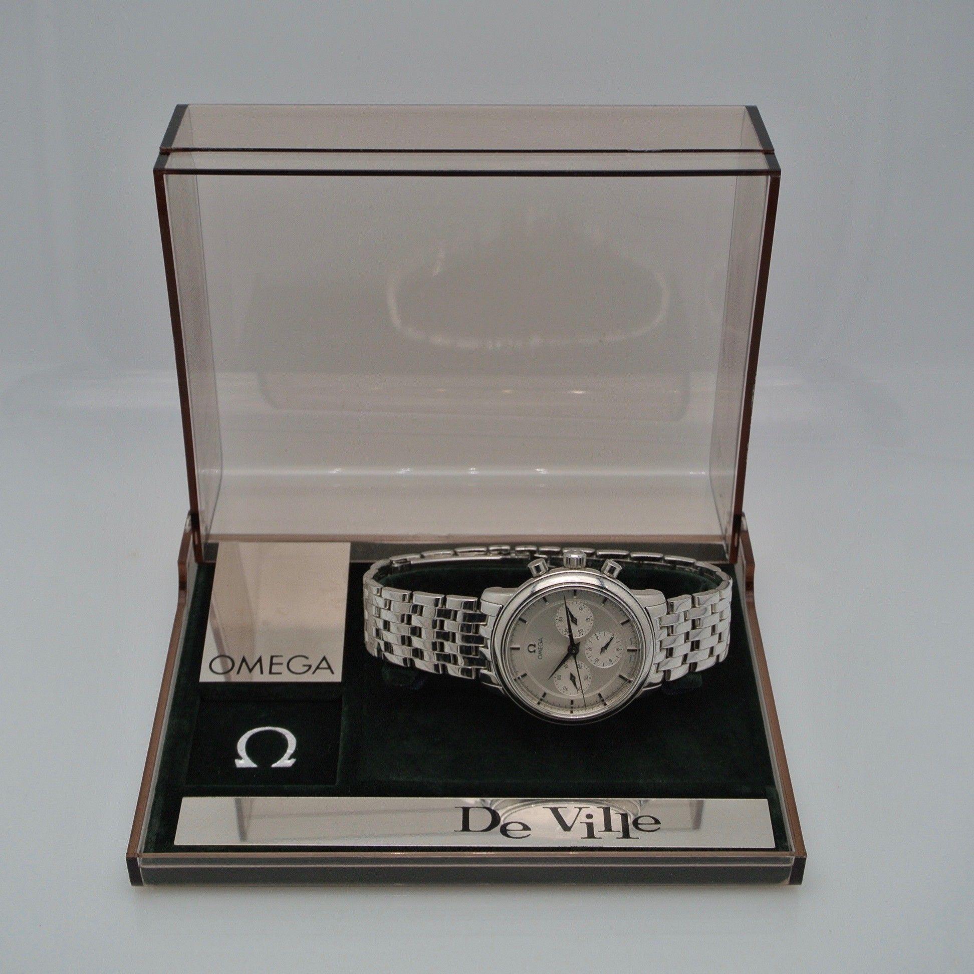 Omega De Ville Chronograph NOS
