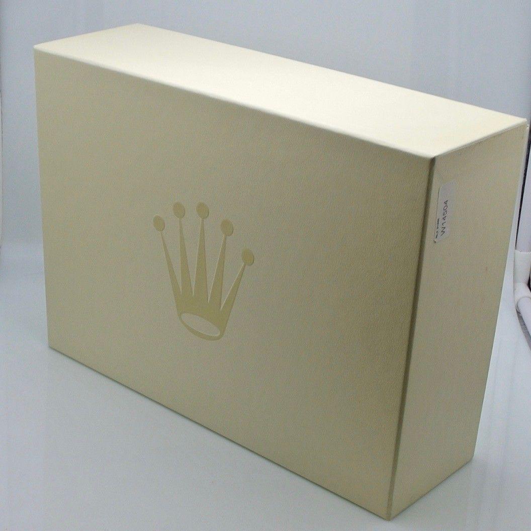 Rolex scatola big verde 33.00.64