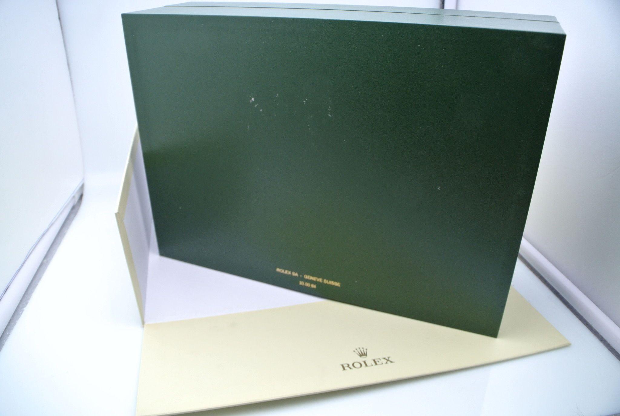ROLEX Big verde ref 33.00.64 per SACO 33.00.64