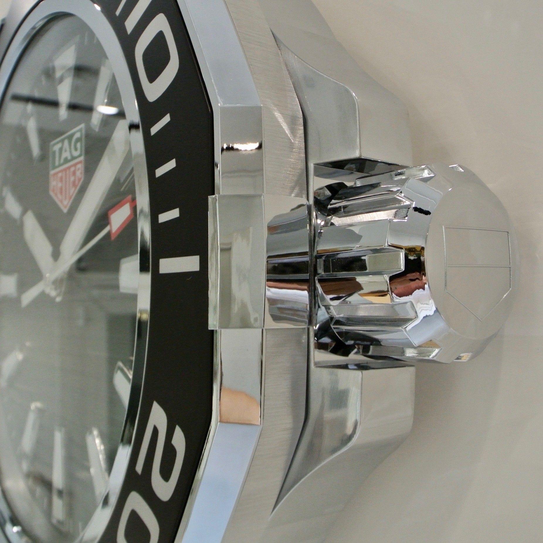 TAG HEUER WALL CLOCK ORIGINAL