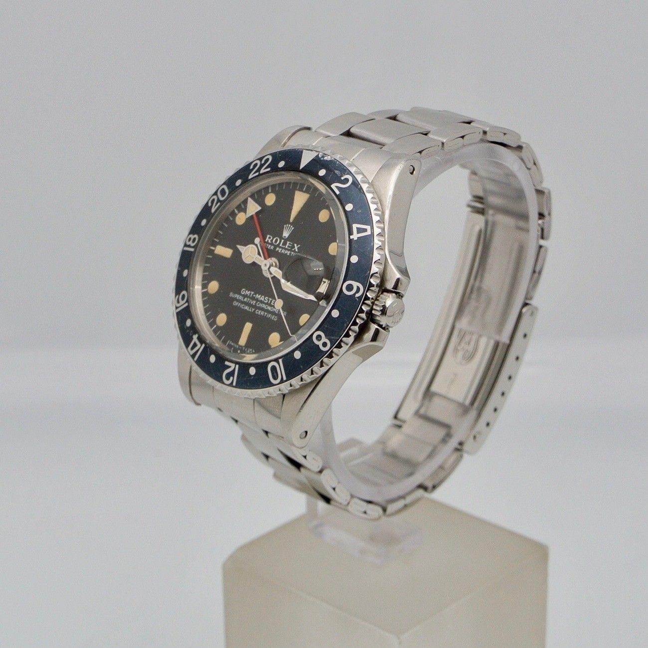Rolex GMT-Master 1675 long E