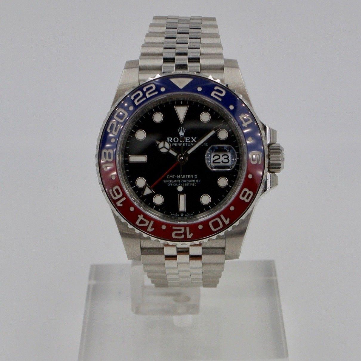 ROLEX   GMT  126710
