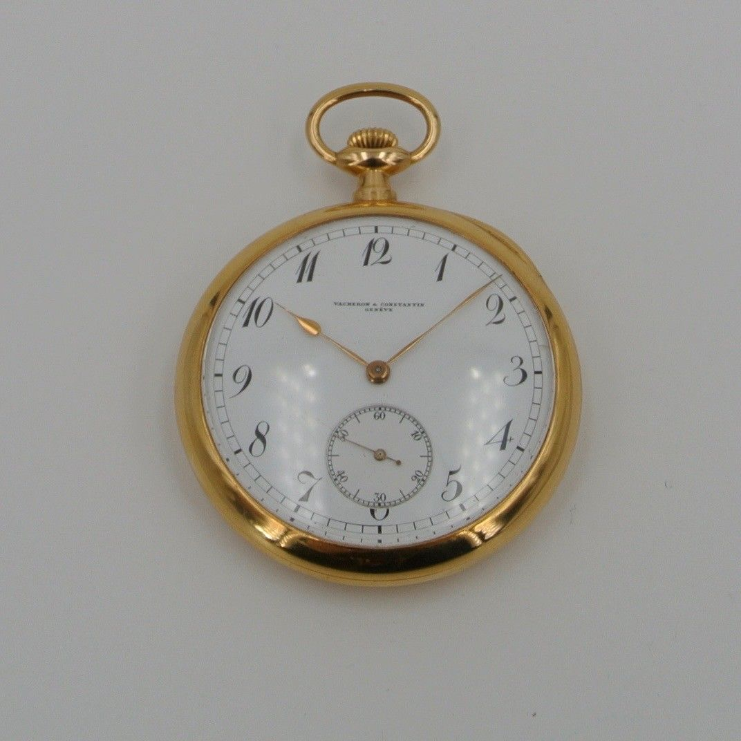 Vacheron Constantin Poket Watch Engravings and Enamels