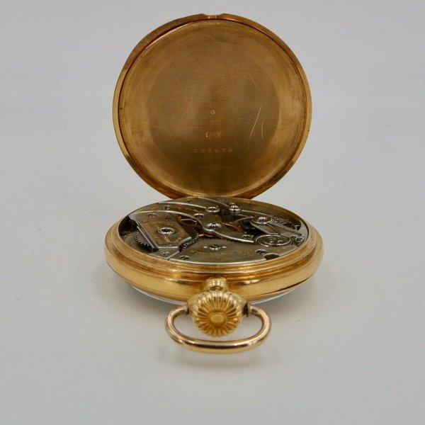 Patek Philippe Poket Watch made for Swope & Nhef Indiana USA
