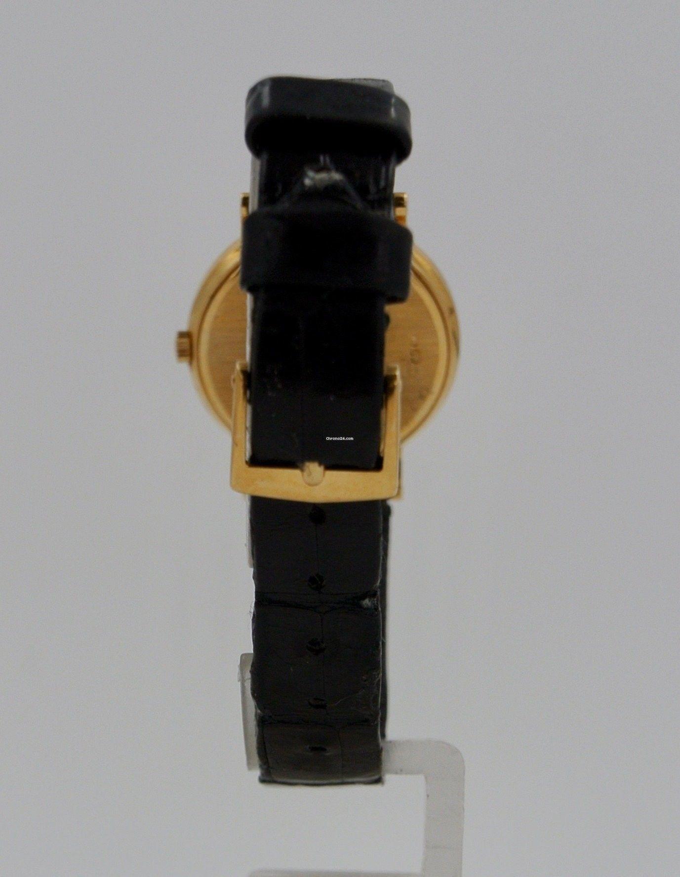 Patek Philippe Calatrava yellow gold