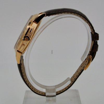 OMEGA Museum Nr 8 RACEND TIMER pink gold NOS
