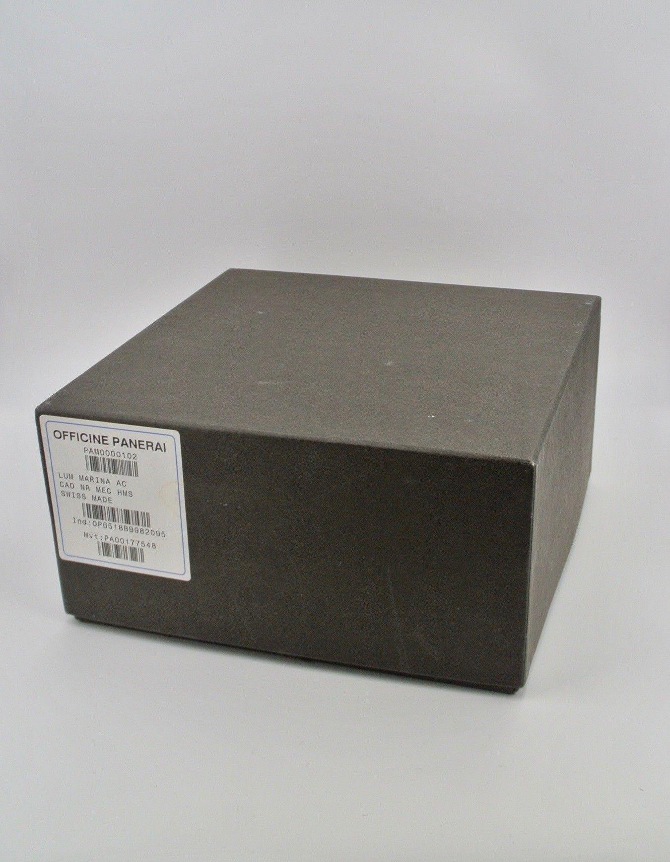 Panerai OP 6518 TRIZIUM DIAL