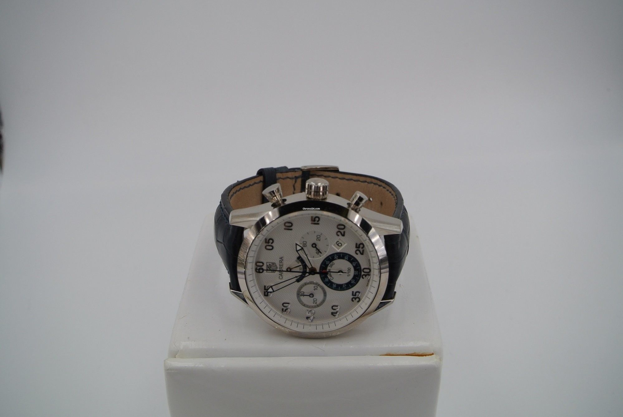 TAG HEURER  CARRERA CALIBRE 360 WHITE GOLD Limited Edition