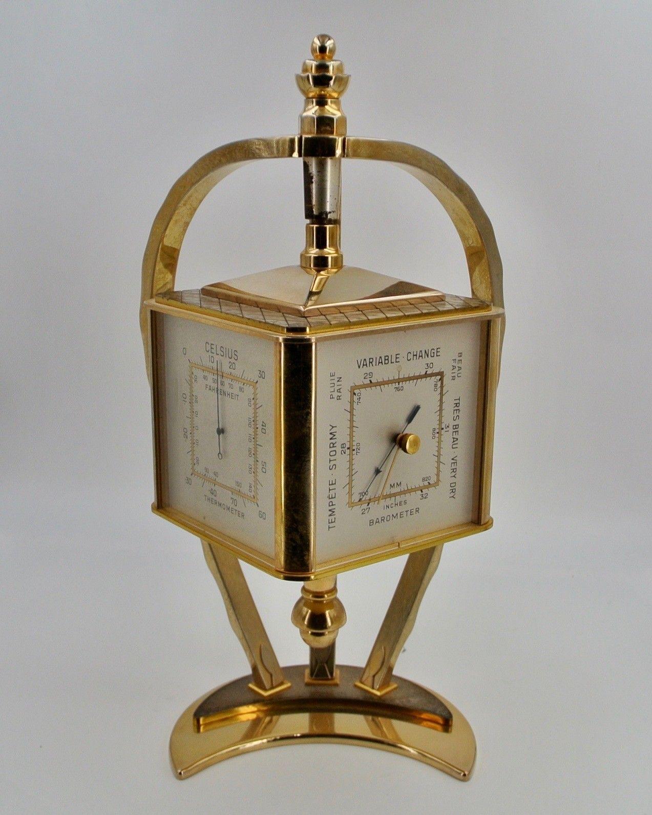 IMEXAL Orologio con stazione barometrica