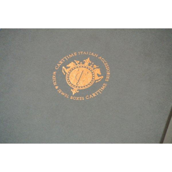 CartTime borsa custodia portaorologi 6 posti