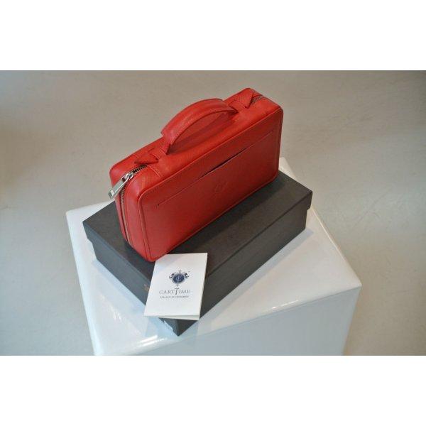 CARTIME borsa custodia portaorologi 6 posti