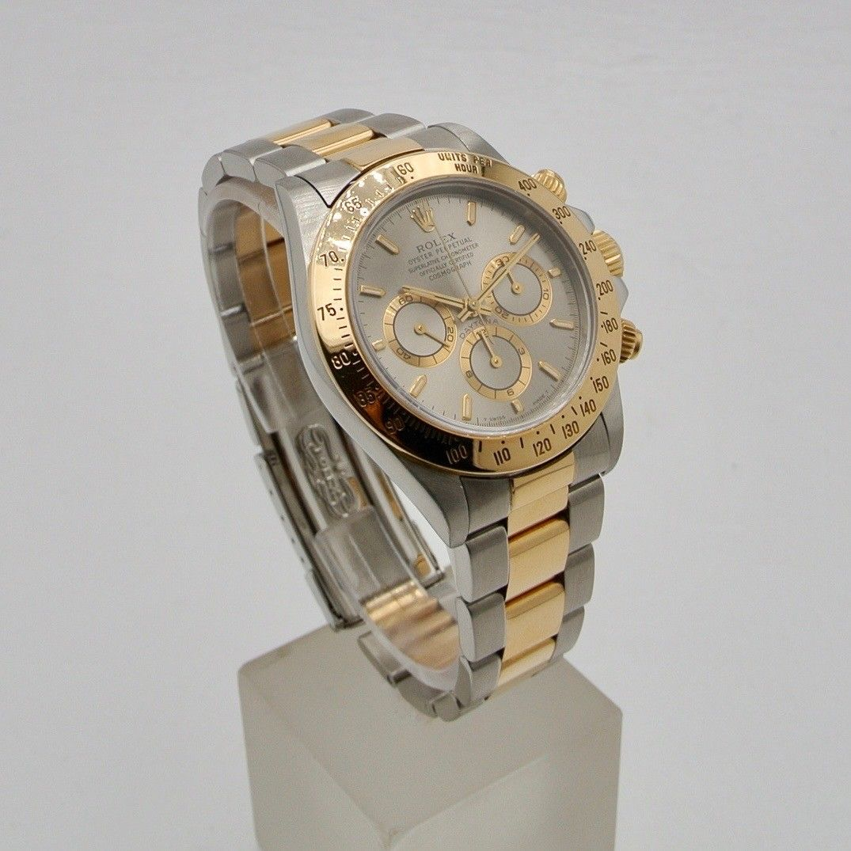 VENDUTO Rolex Daytona acc/oro