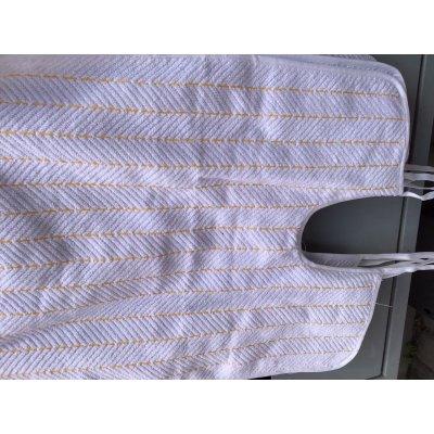 bavaglia adulto in puro cotone lavabile in lavatrice