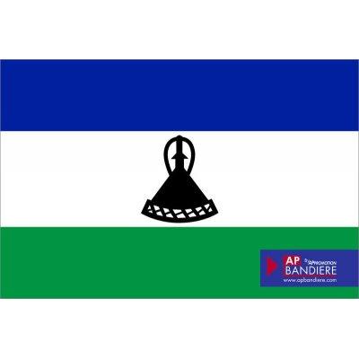 Bandiera Lesotho