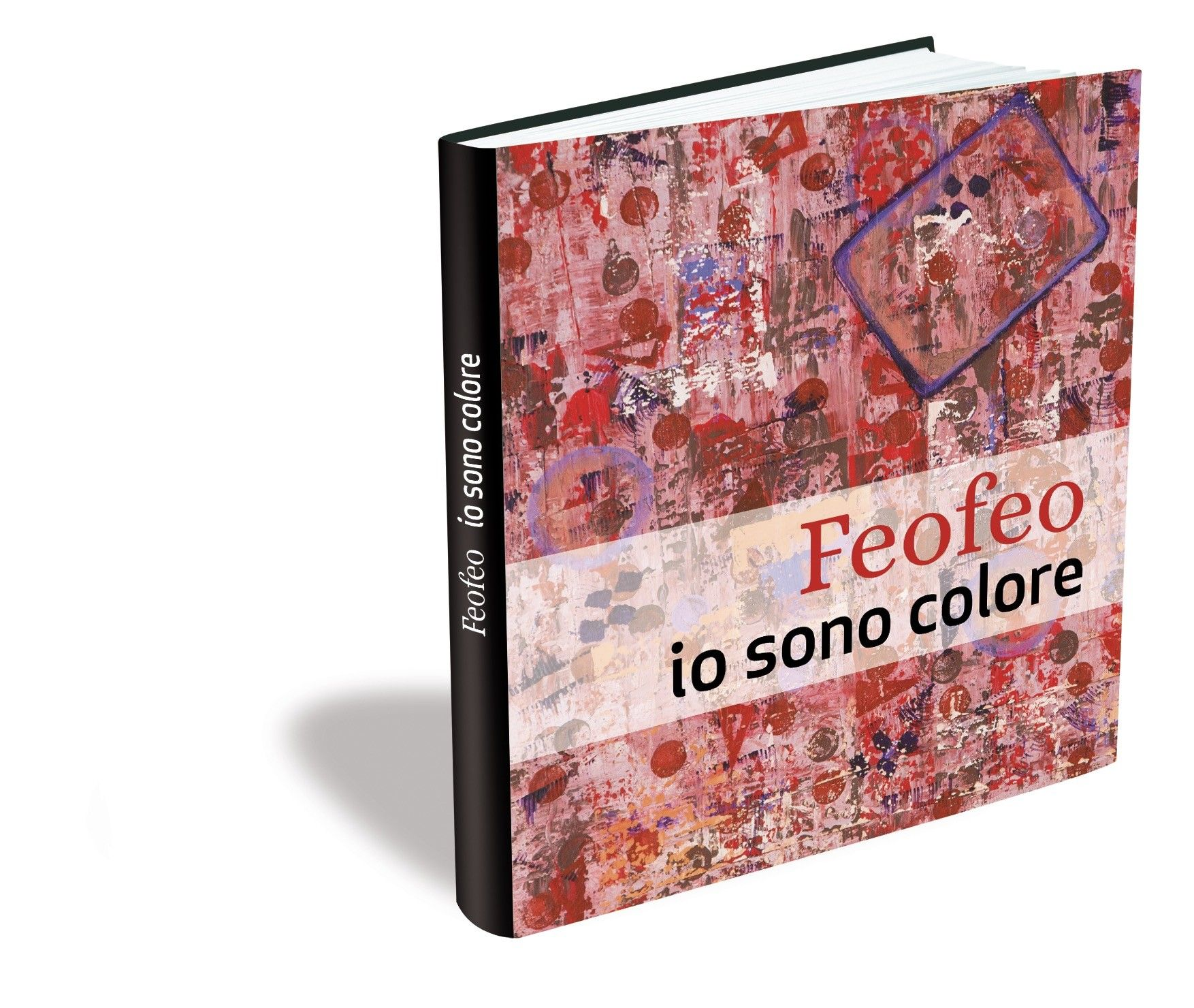 MIXED MEDIA FEOFEO ' GEROGLIFICI '  dimensioni L 60 x H 80 cm.