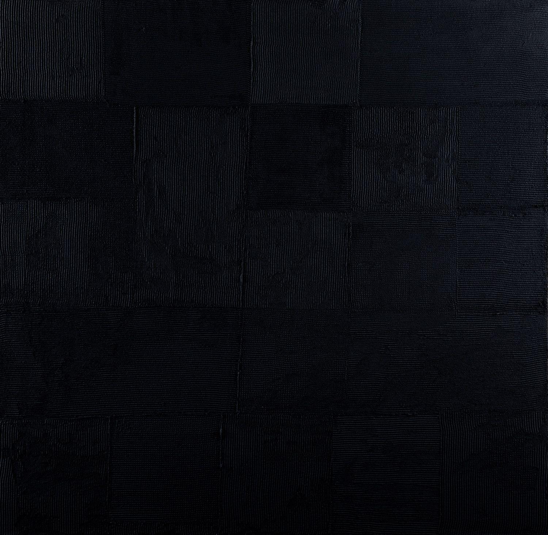 MIXED MEDIA DANIELA FORCELLA  ' T. A. # 08 '  dimensioni L 100 x H 100 cm.