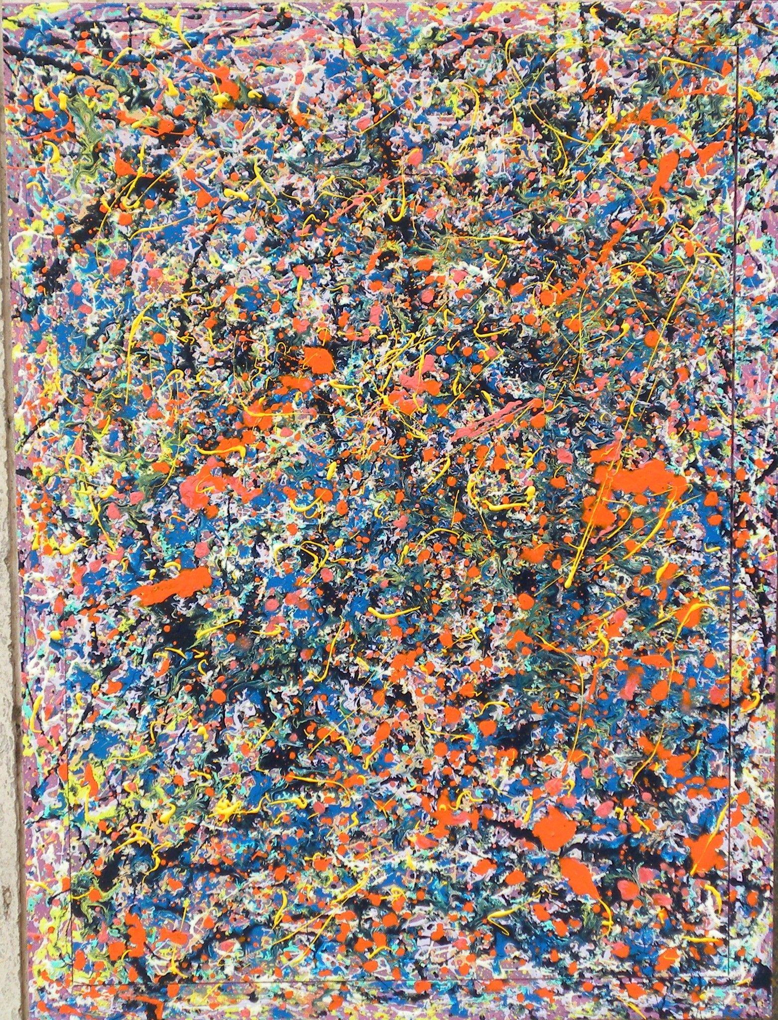 MIXED MEDIA  NICOLA MOREA ' GRAFFITI '  dimensioni L 54 x H 74 cm.