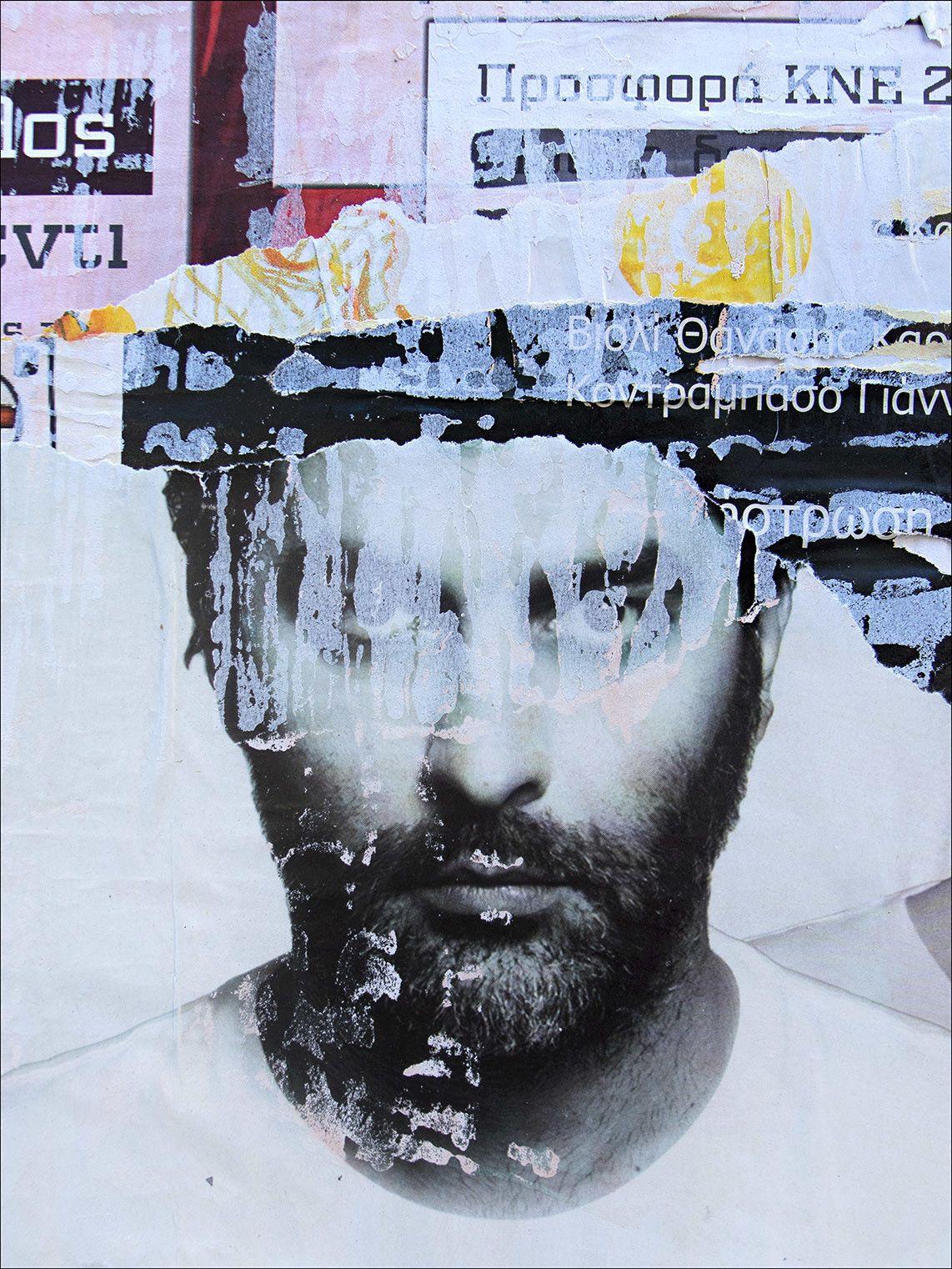 PROMOZIONE #artistadelmese FOTOGRAFIA DIGITALE LUCA GALESSI ' QUANTE COSE HO IN TESTA '  dimensioni L 120 x H 160 cm.