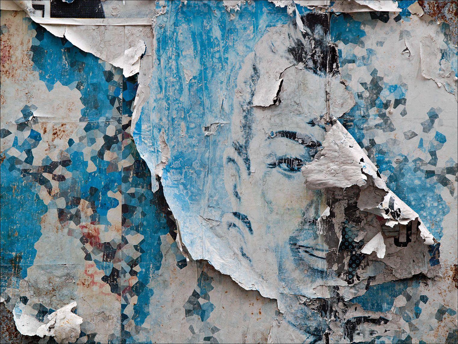 FOTOGRAFIA DIGITALE LUCA GALESSI ' L'UOMO DEL CIRCO '  dimensioni L 160 x H 120 cm.