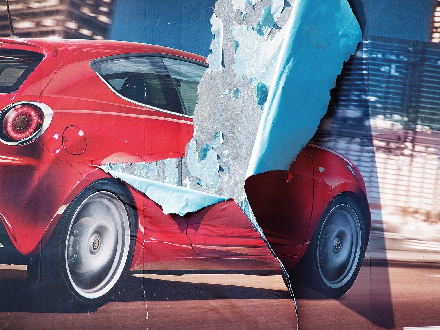 FOTOGRAFIA DIGITALE LUCA GALESSI ' ATTRAVERSARE LE CITTA' '  dimensioni L 160 x H 120 cm.