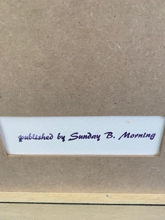 SERIGRAFIA ANDY WARHOL ' MARILYN 3 '  dimensioni L 91,5 x H 91,5 cm.