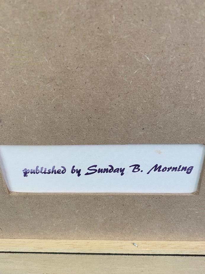 SERIGRAFIA ANDY WARHOL ' MARILYN 6 '  dimensioni L 91,5 x H 91,5 cm.