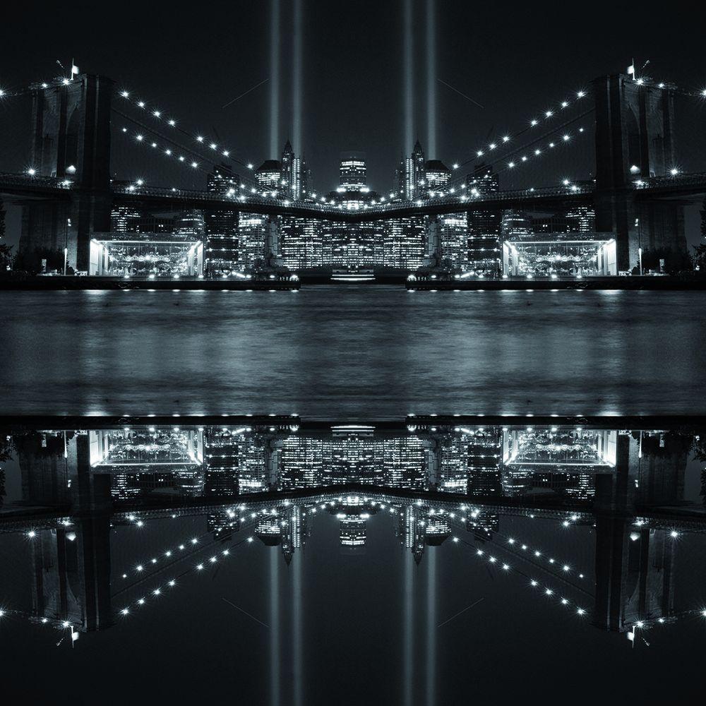 FOTOGRAFIA MAX FALSETTA SPINA ' NEW YORK STUDIO 9 '   dimensioni L 100 x H 100 cm.