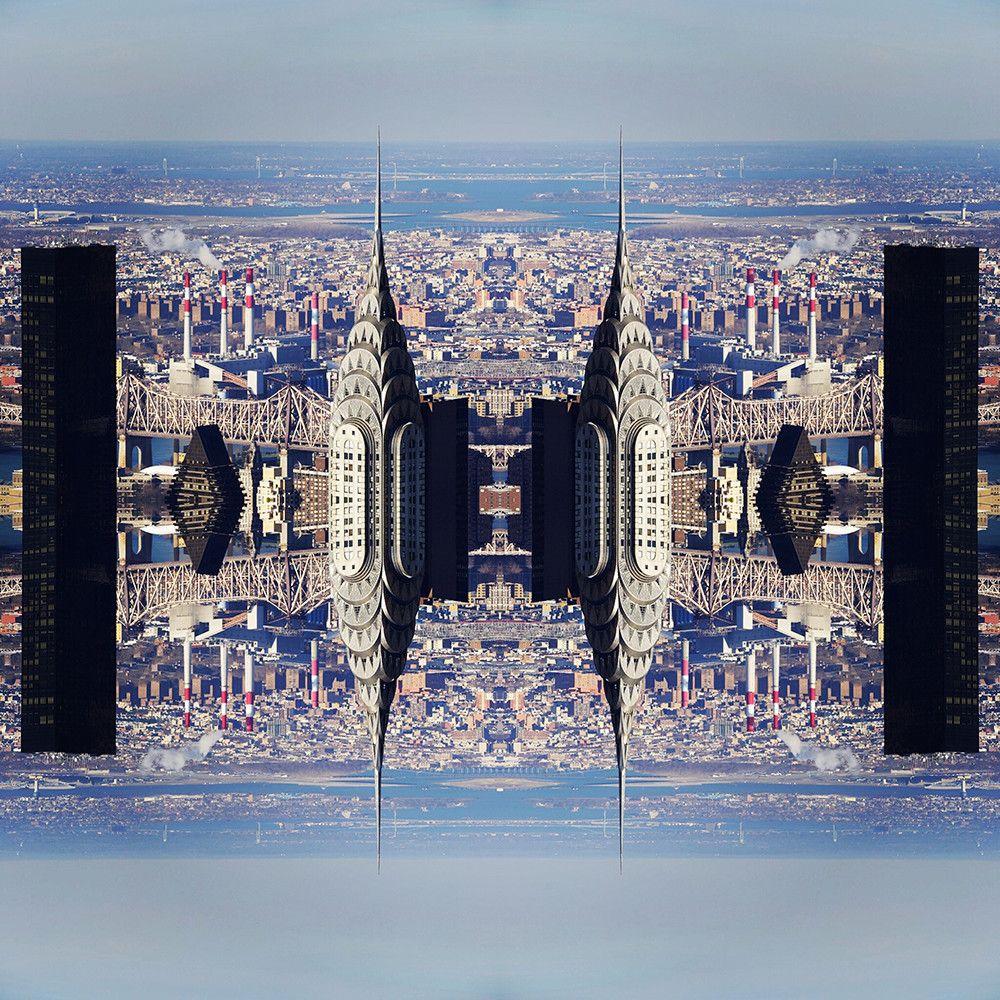 FOTOGRAFIA MAX FALSETTA SPINA ' NEW YORK STUDIO 13 '   dimensioni L 100 x H 100 cm.