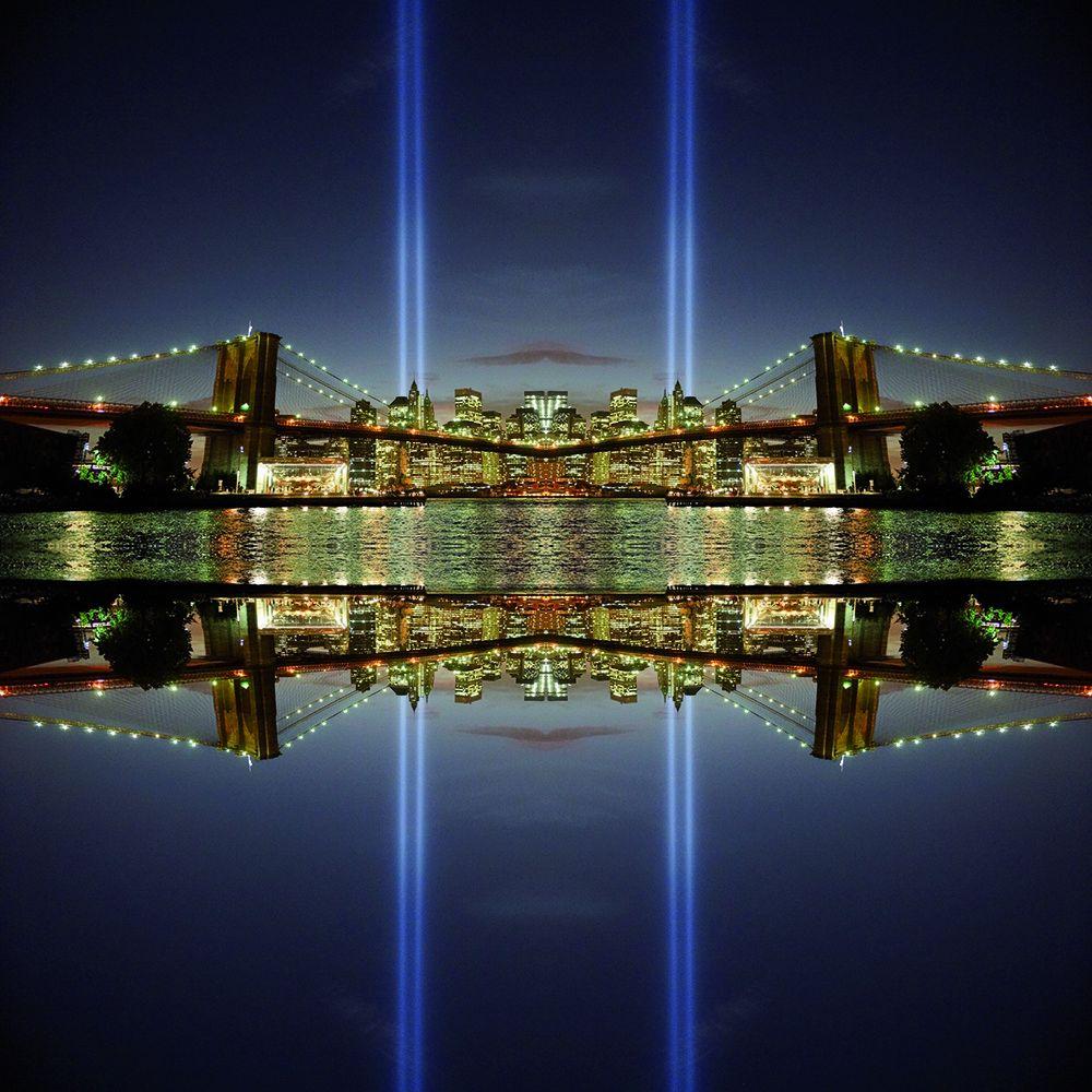 FOTOGRAFIA MAX FALSETTA SPINA ' NEW YORK STUDIO 16 '   dimensioni L 100 x H 100 cm.