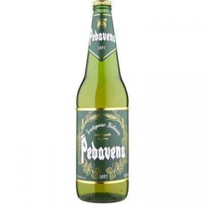 Birra Pedavena bionda 5% alcool bottiglia vetro 33 cl.