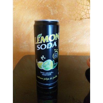 Lemonsoda bibita analcolica, lattina 33cl.