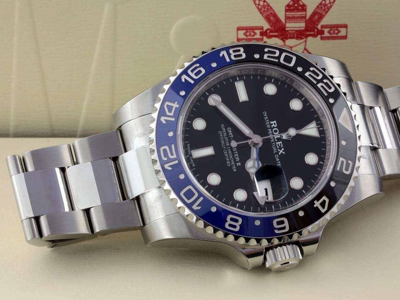 Rolex Gmt Master II Uomo