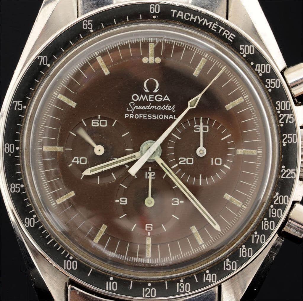 Omega SpeedMaster Moon Watch Uomo