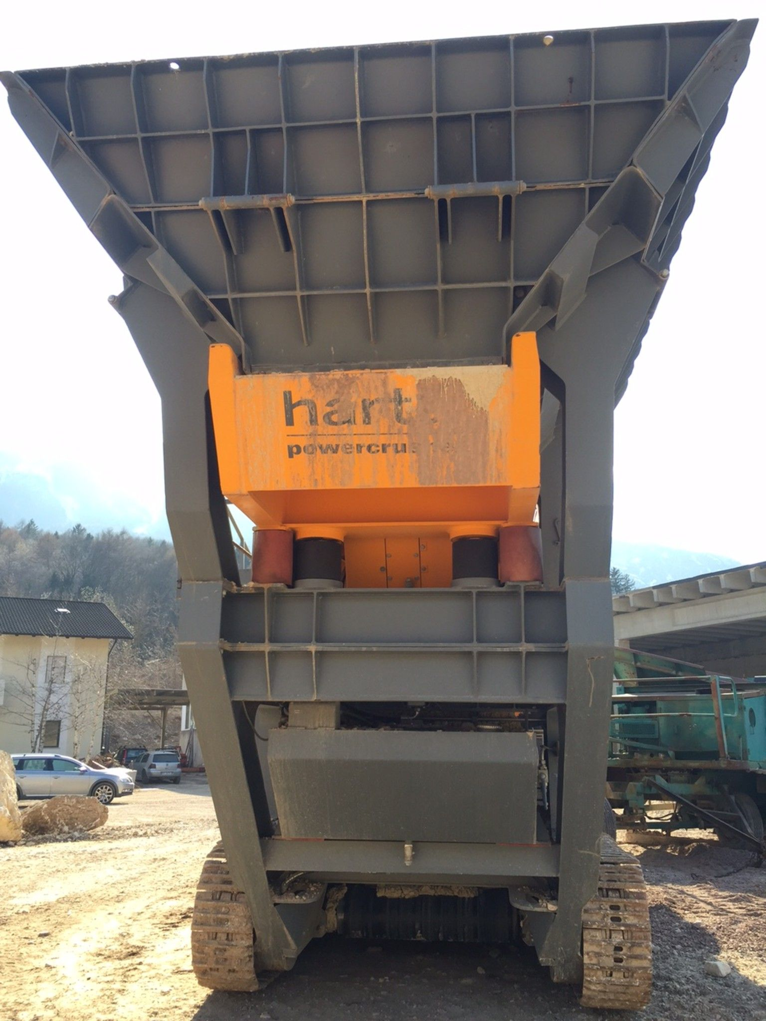 Frantoio Crusher HARTL PC 10/55J