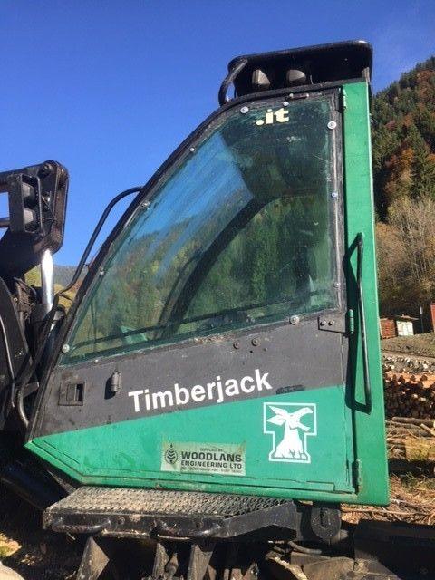 Timberjack 1270 B