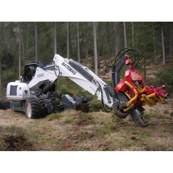 Escavatore tipo ragno Batemag P100