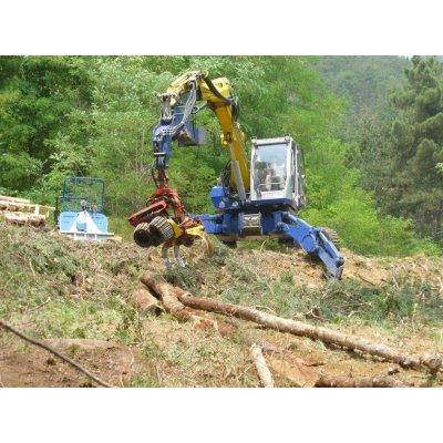 Escavatore Ragno Kaiser S2
