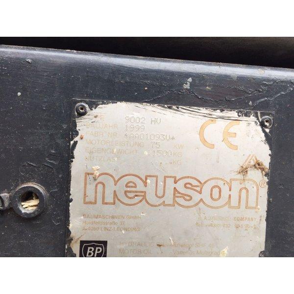 Neuson 9002 HV Forestale