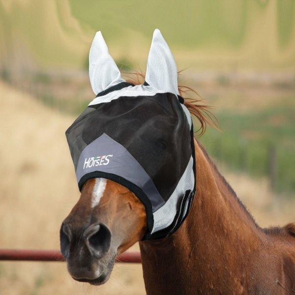 MASCHERA ANTIMOSCHE HORSE