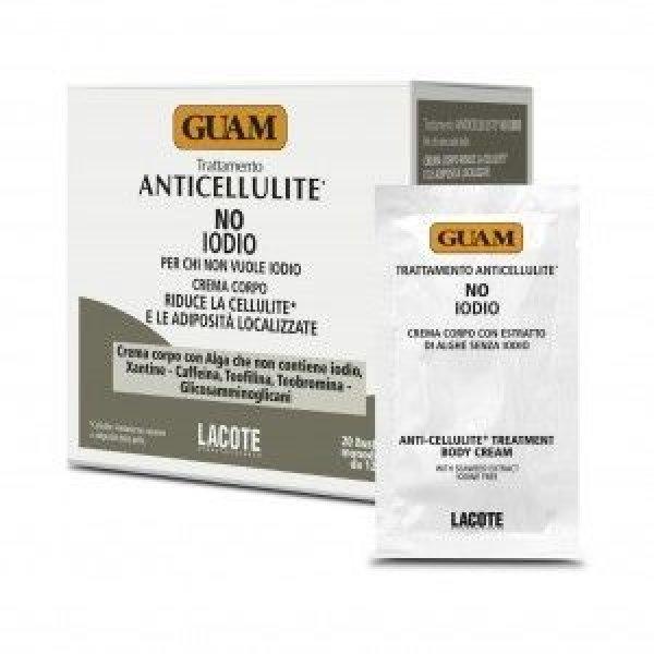 Trattamento Anticellulite No Iodio