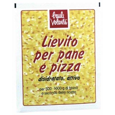 Lievito per pane e pizza Baule Volante