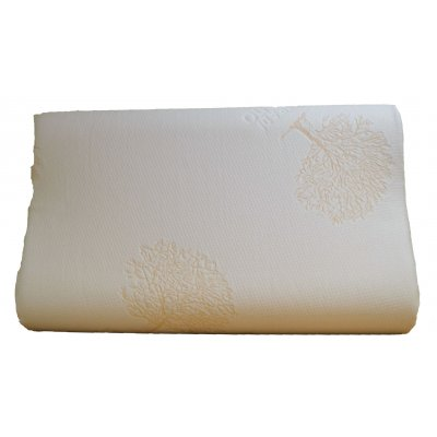 "GUANCIALE IN MEMORY FOAM ""ORTHO MEMORY"" ANATOMICO CERVICALE"
