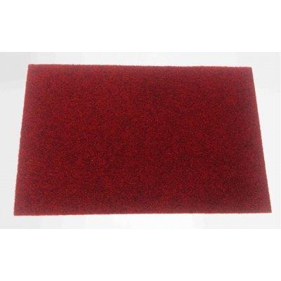 Cocco Sintetico Velluto Rosso 60x40