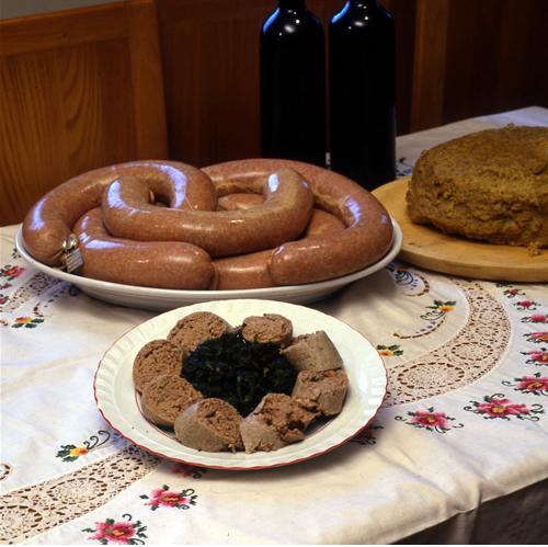 Salsiccia di Castrato mista Bovino