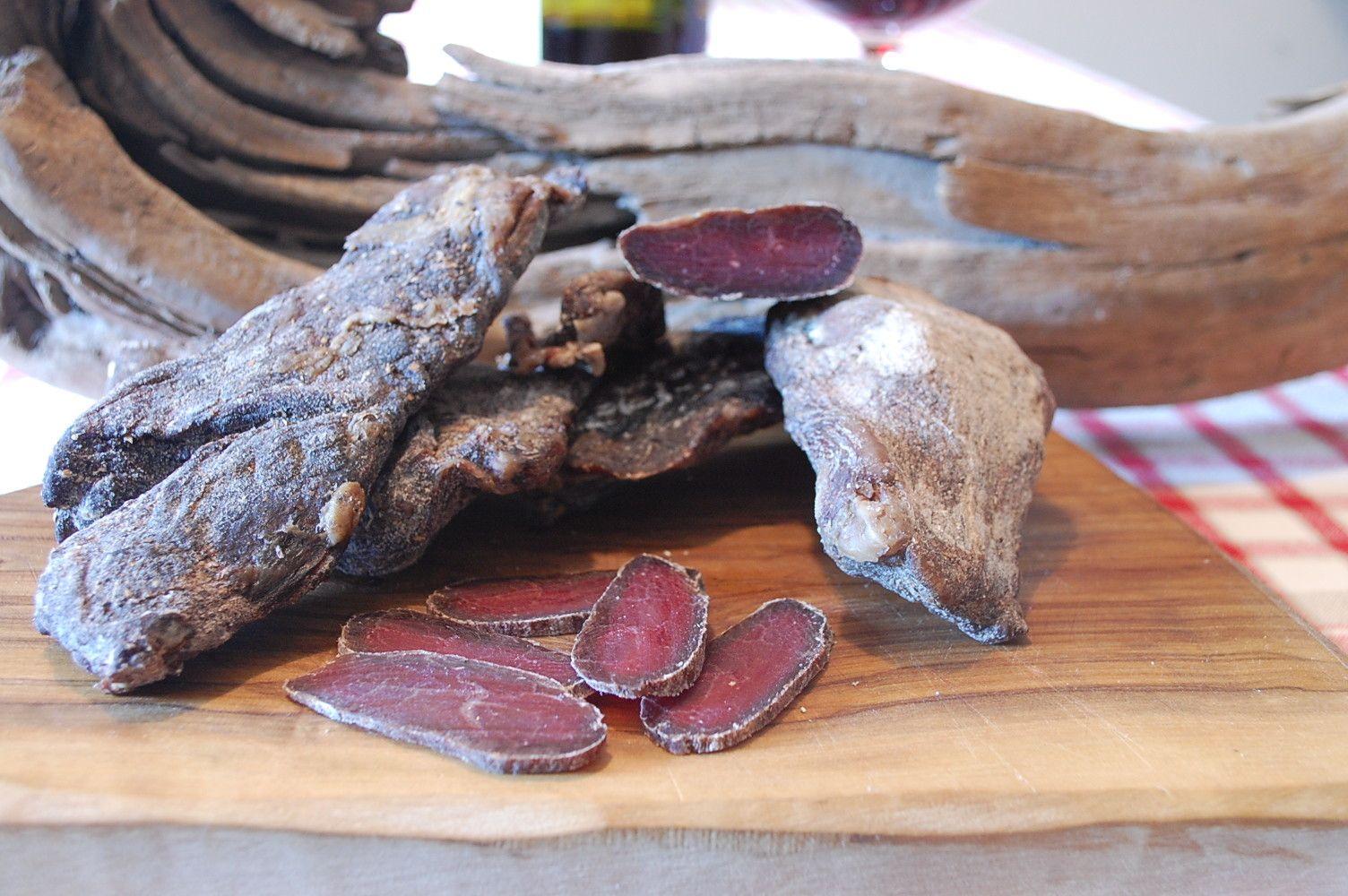 Berna Carne secca di Pecora e Capra