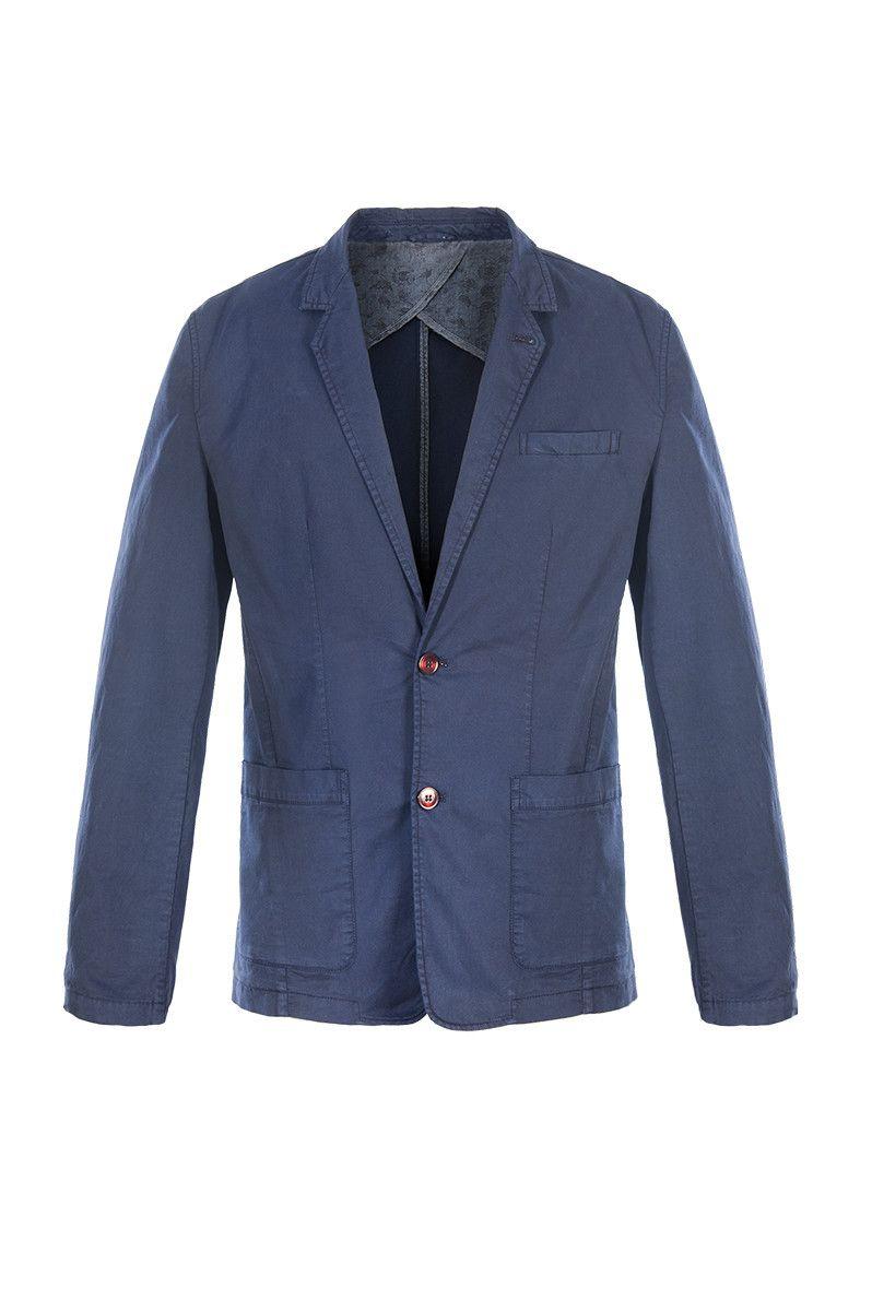 Blazer Eligio, Blu