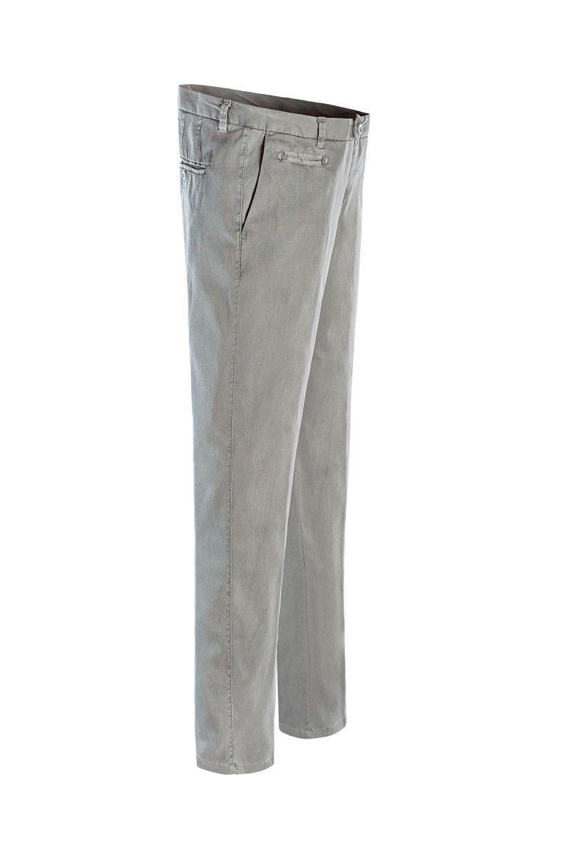 Pantalone Jonathan, grigio perla