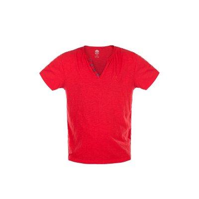 T-shirt Ober, Rossa